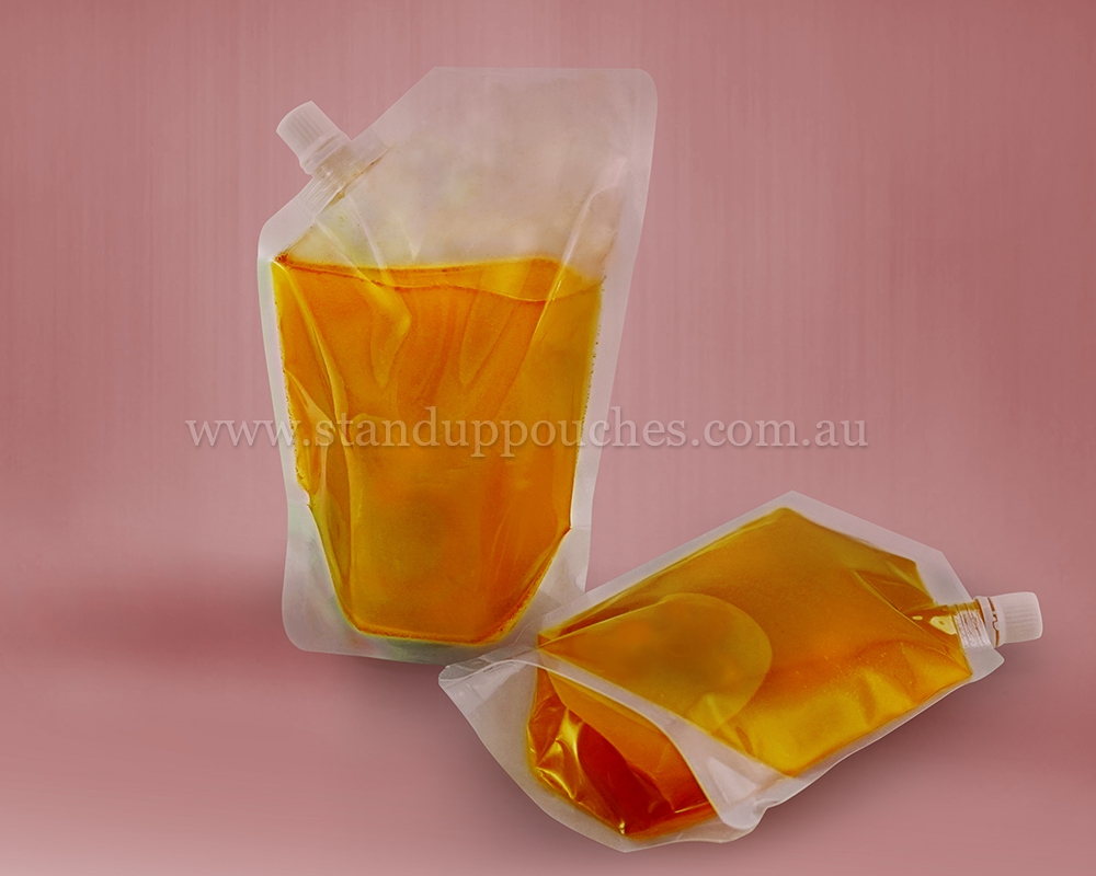 Plastic Bottles Glass Bottles Spout Pouches Ketchup Packaging Sauce Packaging