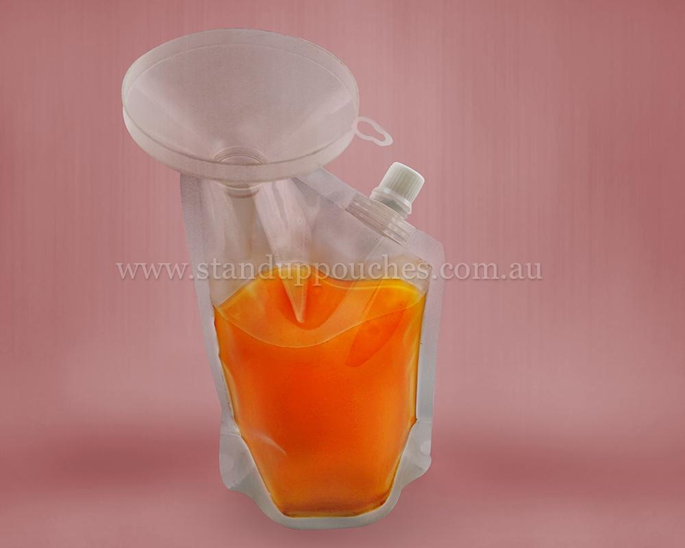 Plastic Bottles Glass Bottles Spout Pouches Ketchup