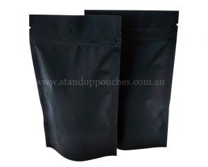 Black Paper Bag