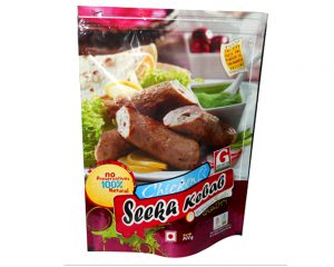 Custom Frozen Food Package