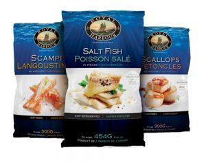 Custom Frozen Food Packaging