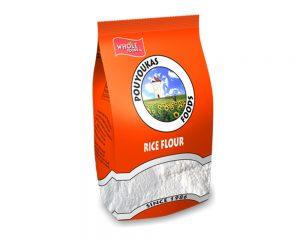 Custom Rice packaging