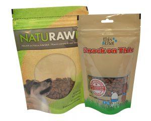Custom Cat food packaging