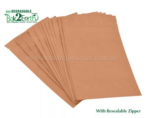 Oxo-Degradable Paper Bags