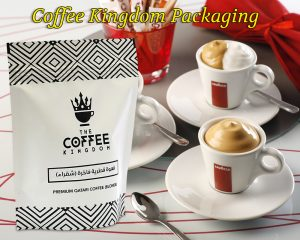Coffee Kingdom Packaging
