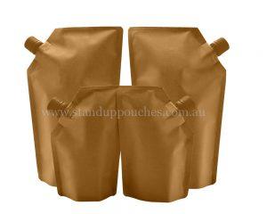 Spout pouch