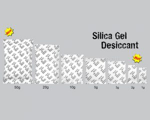 Group silica gel