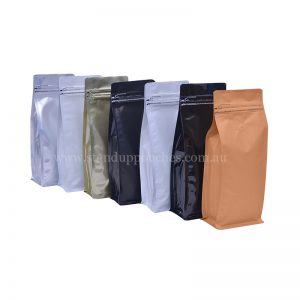 FLAT BOTTOM POUCHES