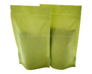 Green Paper Bags