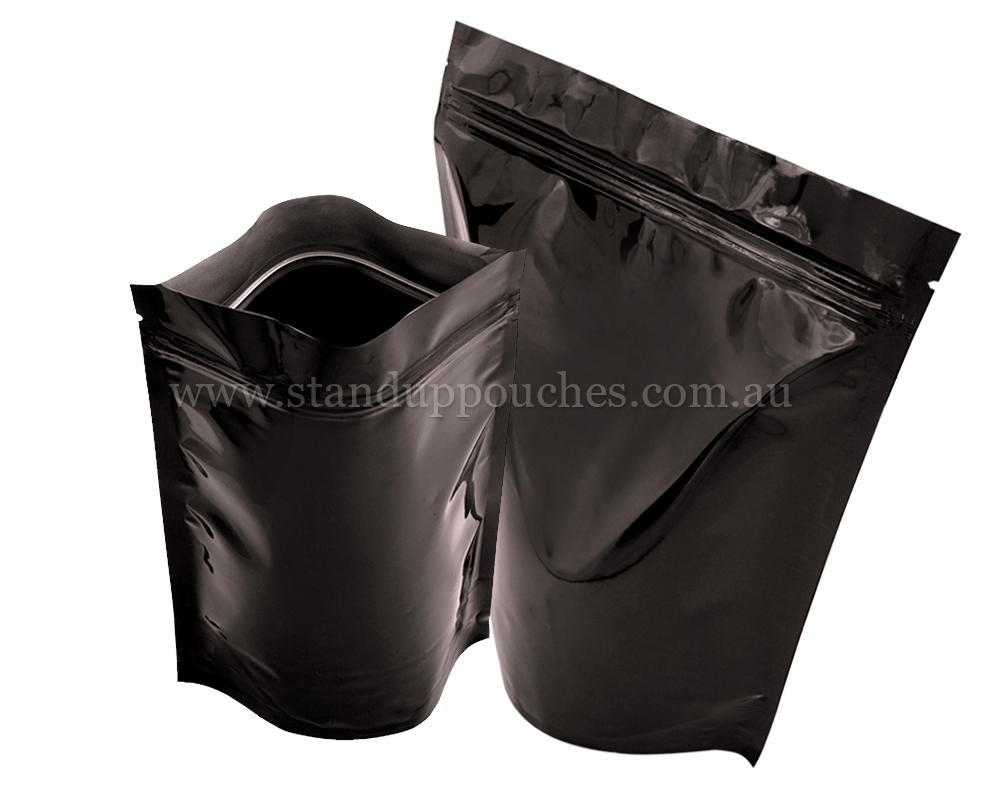 Stock Stand Up Pouches Blank Stand Up Pouches Brown