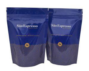 Custom Foil Coffee Packaging