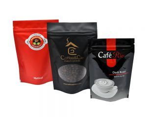 Foil Coffee Packaging