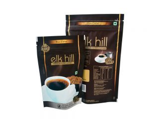 Custom Foil Coffee Packaging
