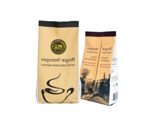 Roasted Coffee Beans Packaging