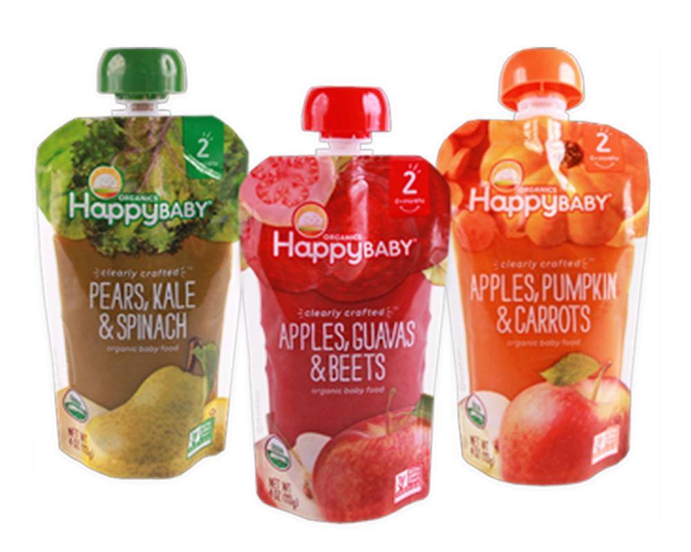 Liquid Packaging Plastic Liquid Bottles Spouted Pouches