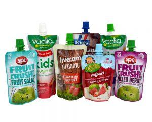 Plastic Honey Bottles