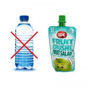 BPA FREE PLASTIC BOTTLES