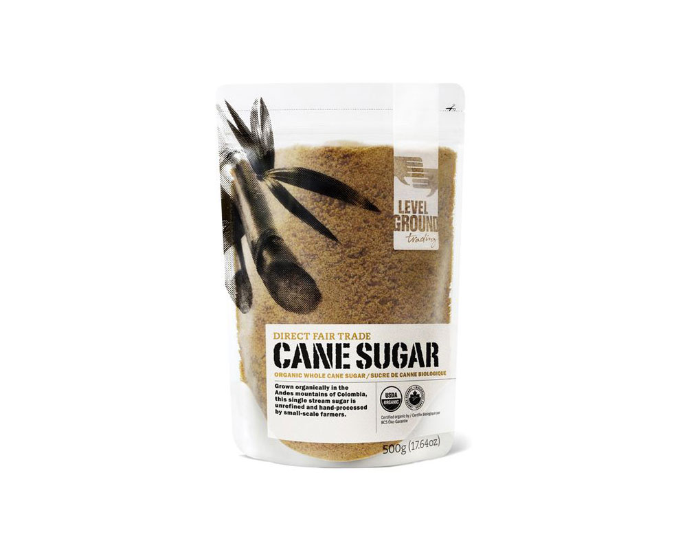 Cane Sugar Packaging