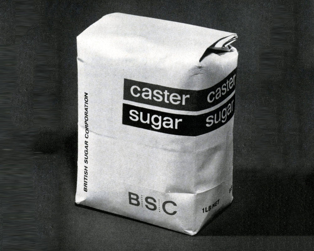 Caster Packaging