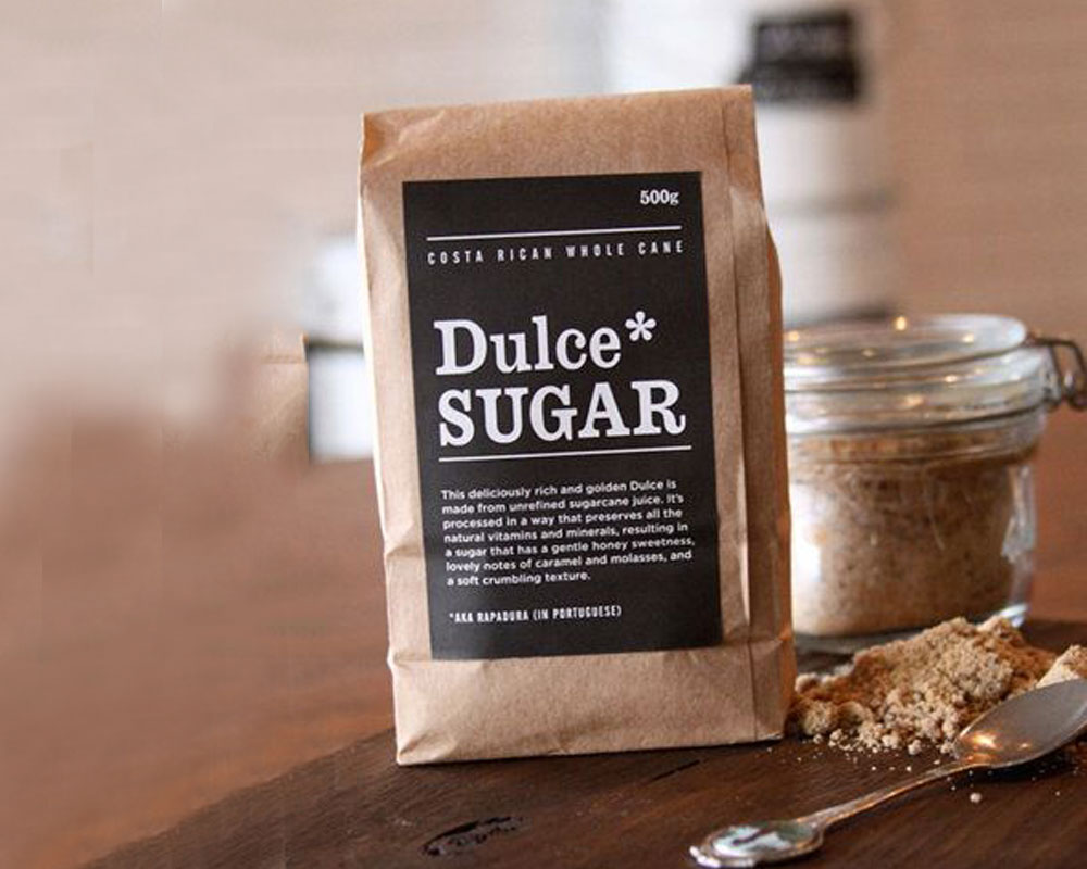 Dulce Sugar Packaging