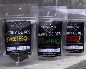 BBQ Jerky Bags