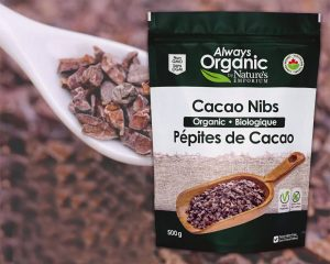 Cacoa Nibs Packaging