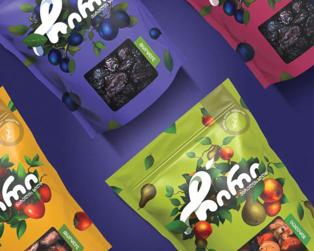 Dried Fruits Packaging