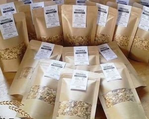Granola Packaging Bags