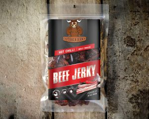 Jerky Packaging Bags