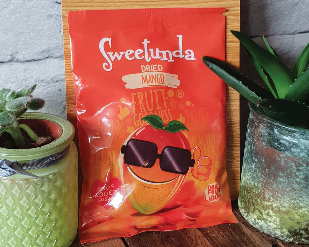 Mango Dried Fruits Packaging