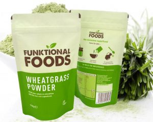 Superfoods Packaging With Stand up Pouches