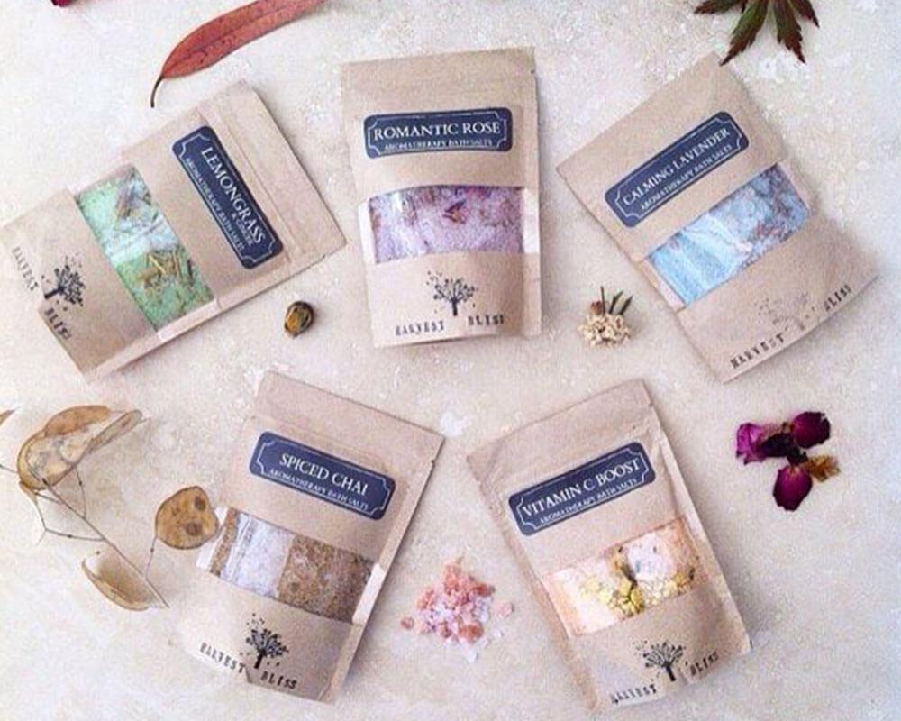 Rose Tea Packaging