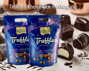 Truffles Chocolate Packaging