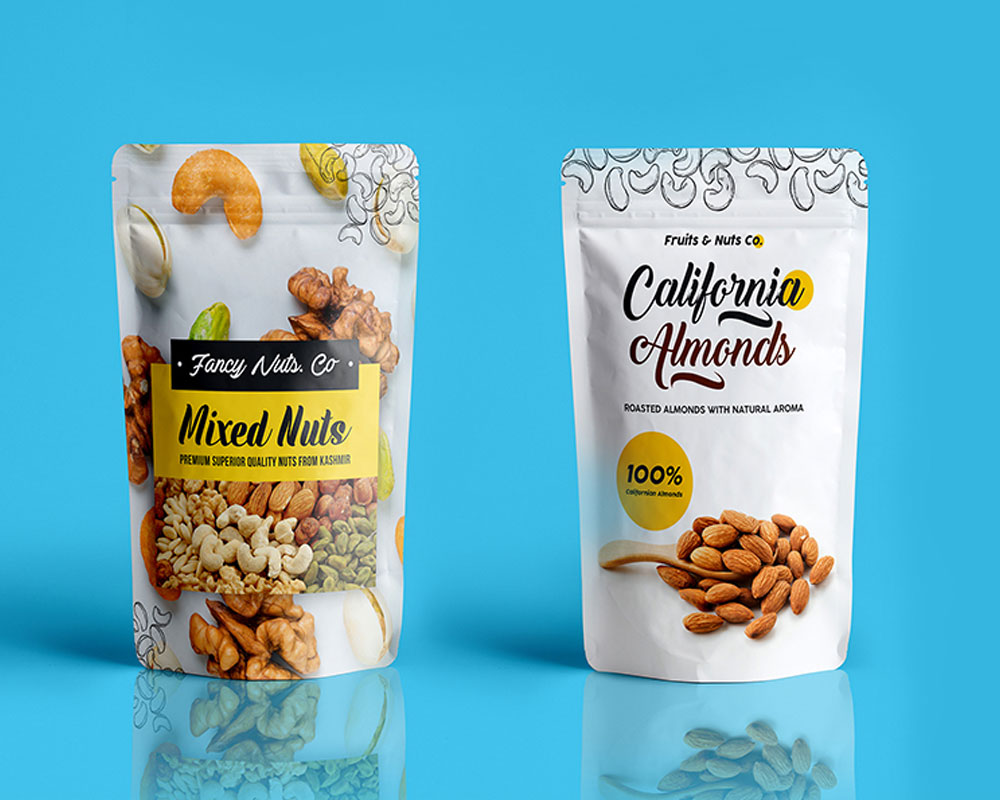 Mix Nuts Packaging
